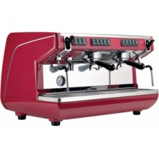 Nuova Simonelli Appia LIFE 2gr V 220V red+high groups+economizer