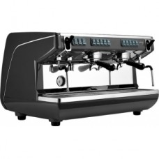 Nuova Simonelli Appia LIFE 2gr V 220V black+high groups+economizer