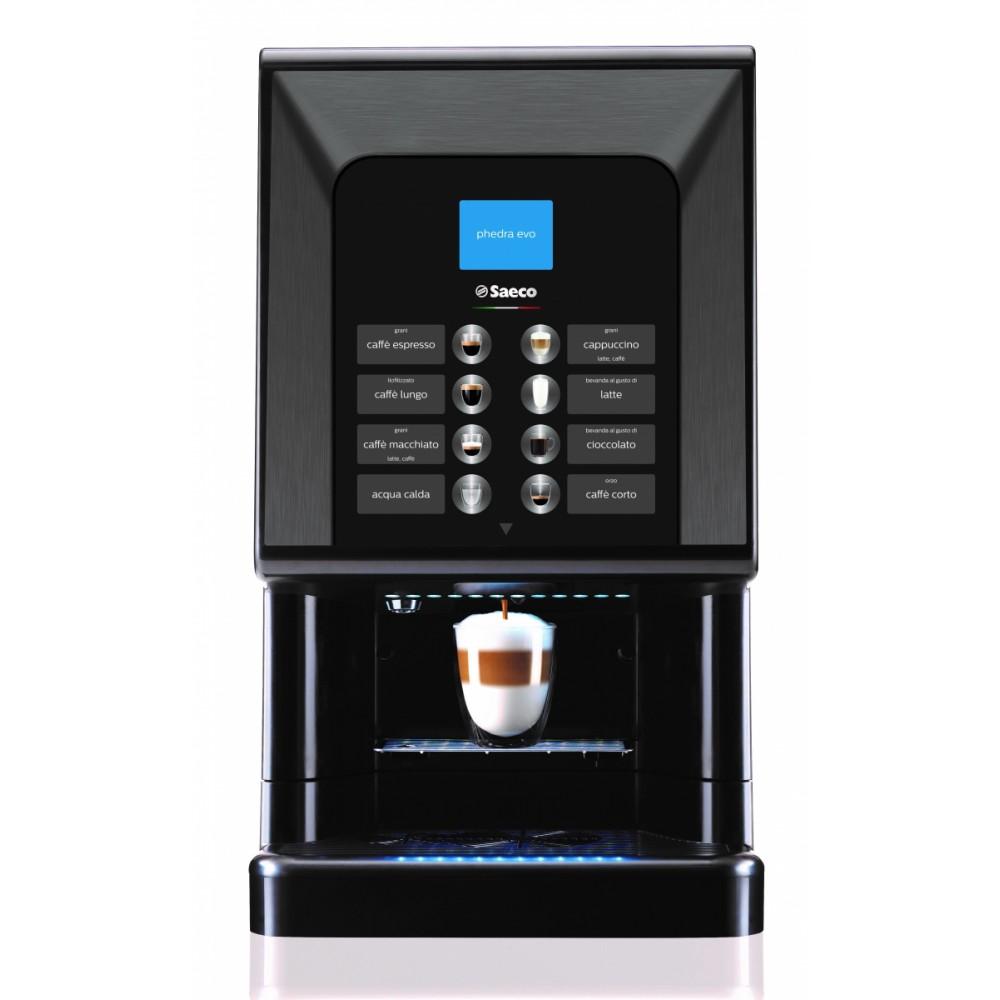 Настольный кофейный автомат Saeco Phedra EVO Cappuccino