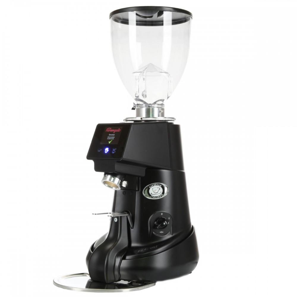 Кофемолка электронная Fiorenzato F64E, черная матовая