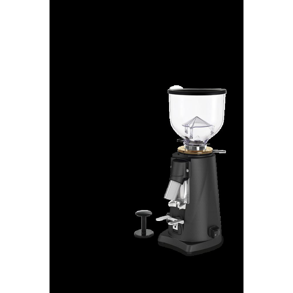 Кофемолка электронная Fiorenzato F64E, черная